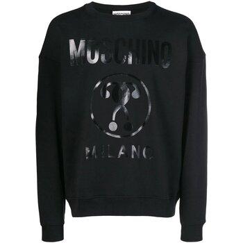 Textiel Heren Sweaters / Sweatshirts Love Moschino ZA1704 Zwart