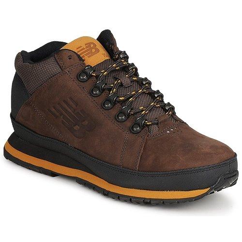 Schoenen Heren Laarzen New Balance H754 Bruin / Geel