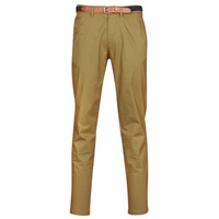 Textiel Heren Chino's Selected SLHYARD Camel