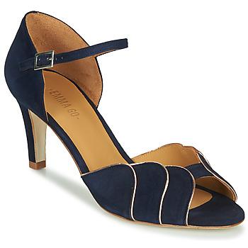Schoenen Dames Sandalen / Open schoenen Emma Go PHOEBE Marine
