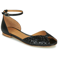 Schoenen Dames Sandalen / Open schoenen Emma Go JULIETTE Zwart