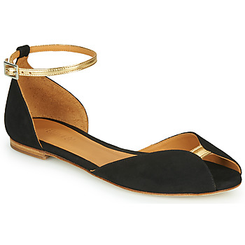 Schoenen Dames Sandalen / Open schoenen Emma Go JULIETTE Zwart / Goud
