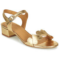 Schoenen Dames Sandalen / Open schoenen Emma Go POPPY Goud