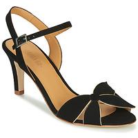 Schoenen Dames Sandalen / Open schoenen Emma Go SELENA Zwart