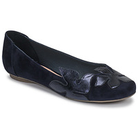 Schoenen Dames Ballerina's Betty London ERUNE Marine