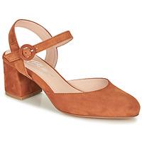 Schoenen Dames pumps Betty London MALINE Camel