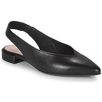 Schoenen Dames Sandalen / Open schoenen Betty London MITONI Zwart
