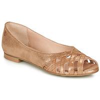 Schoenen Dames Sandalen / Open schoenen Betty London MANDINE Goud