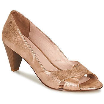 Schoenen Dames pumps Betty London MIRETTE Goud