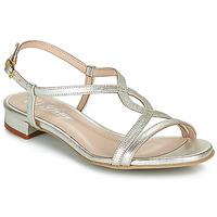 Schoenen Dames Sandalen / Open schoenen Betty London MATISSO Zilver