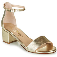 Schoenen Dames Sandalen / Open schoenen Betty London INNAMATA Goud