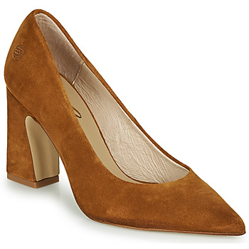 Schoenen Dames pumps Betty London MONDI Cognac