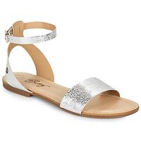 Schoenen Dames Sandalen / Open schoenen Betty London GIMY Zilver