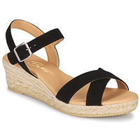 Schoenen Dames Sandalen / Open schoenen Betty London GIORGIA Zwart