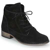 Schoenen Dames Laarzen Betty London MARILU Zwart