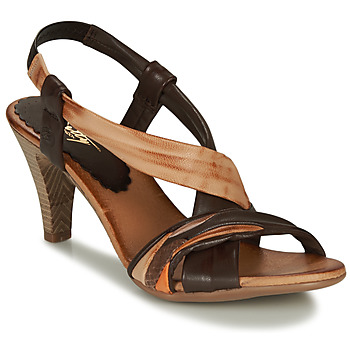 Schoenen Dames Sandalen / Open schoenen Betty London POULOI Camel