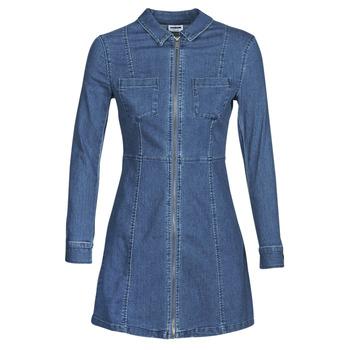 Textiel Dames Korte jurken Noisy May NMLISA Blauw / Medium