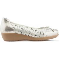 Schoenen Dames Ballerina's Drucker Calzapedic danser uitneembare binnenzool GOUDEN