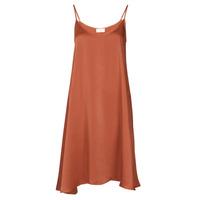 Textiel Dames Korte jurken Moony Mood FANETTI Bruin