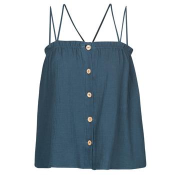 Textiel Dames Tops / Blousjes Betty London MOUDANE Marine