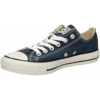 Schoenen Lage sneakers Converse ALL STAR OX CANVAS navy
