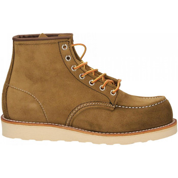 Schoenen Heren Laarzen Red Wing RED WING LEATHER BOOTS olive