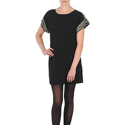 Textiel Dames Korte jurken Vero Moda MANDY Zwart