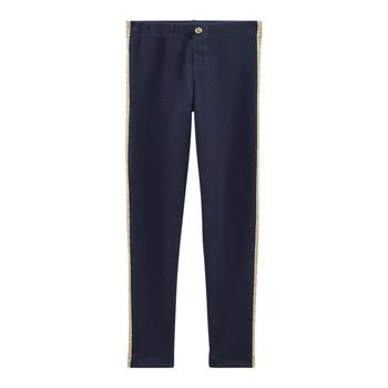 Textiel Meisjes Leggings Petit Bateau FORANE Blauw