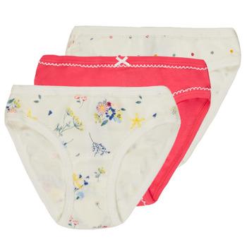 Ondergoed Meisjes Slips Petit Bateau 54465 Multicolour