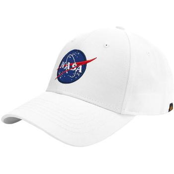 Accessoires Pet Alpha NASA Cap Wit