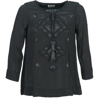 Textiel Dames Tops / Blousjes Stella Forest STORILA Zwart