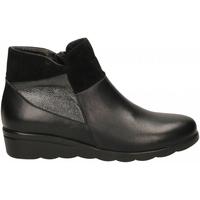 Schoenen Dames Low boots Wave NAPPA nero