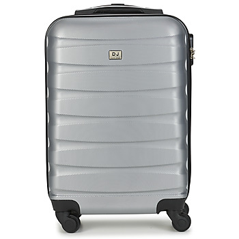 Tassen Valise Rigide David Jones CHAUVETTINI 40L Grijs / Antraciet