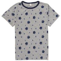 Textiel Jongens T-shirts korte mouwen Esprit EUGENIE Grijs