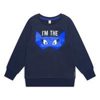 Textiel Meisjes Sweaters / Sweatshirts Esprit ELONA Marine