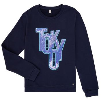 Textiel Meisjes Sweaters / Sweatshirts Esprit ERIN Marine