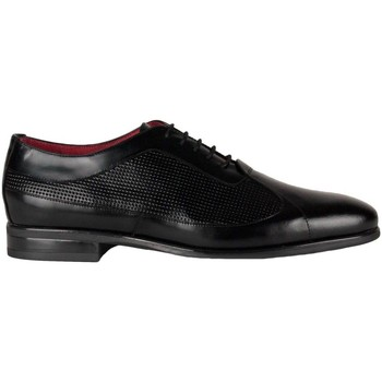 Schoenen Heren Derby & Klassiek Keelan 61437 BLACK