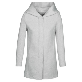 Textiel Dames Mantel jassen Moony Mood ADELINE Grijs / Clair