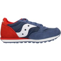 Schoenen Lage sneakers Saucony SK260996 Blue Red and white