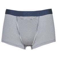Ondergoed Heren Boxershorts Hom SIMON BOXER BRIEF HO1 Marine / Wit