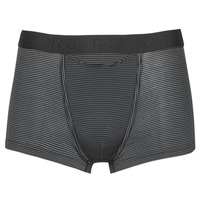 Ondergoed Heren Boxershorts Hom SIMON BOXER BRIEF HO1 Zwart / Wit