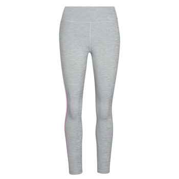 Textiel Dames Leggings Nike W NIKE ONE TGHT CROP NOVELTY Grijs / Roze / Zwart