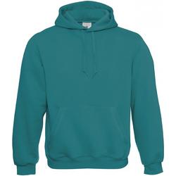 Textiel Heren Sweaters / Sweatshirts B And C WU620 Diva Blauw