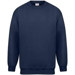 Textiel Heren Sweaters / Sweatshirts Absolute Apparel Magnum Marine