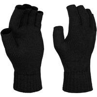 Accessoires Handschoenen Regatta Fingerless Zwart