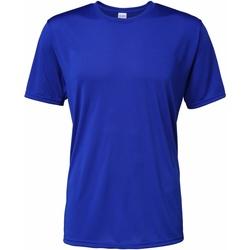 Textiel Heren T-shirts korte mouwen Gildan 46000 Sportief Koninklijk