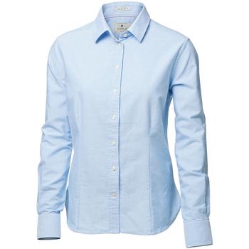 Textiel Dames Overhemden Nimbus Rochester Lichtblauw