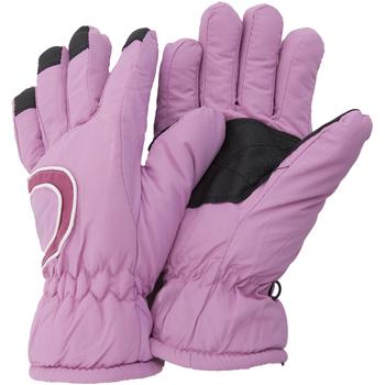 Accessoires Dames Handschoenen Floso  Baby Roze