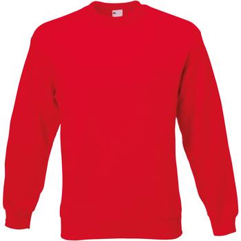 Textiel Heren Sweaters / Sweatshirts Universal Textiles 62202 Klassiek rood