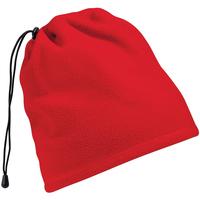 Accessoires Muts Beechfield Suprafleece Klassiek rood